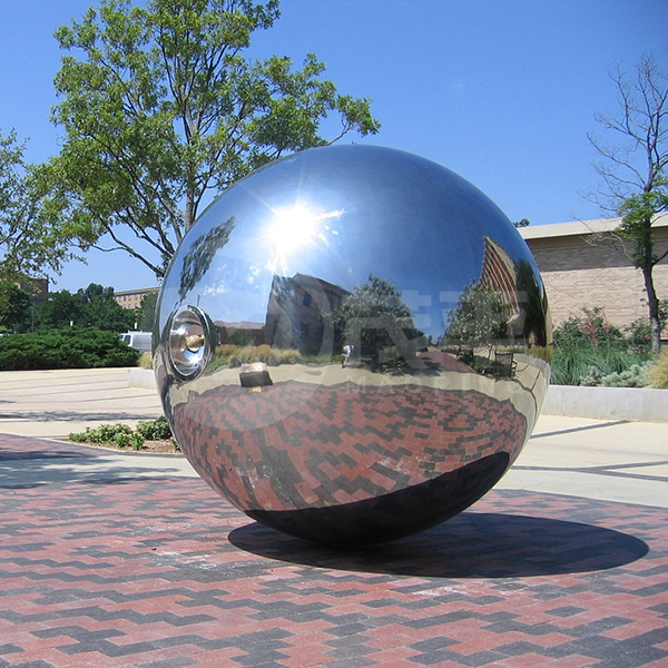 Charmant 2000mm Large Metal Garden Spheres Stainless Steel Hollow Sphere. Click ...