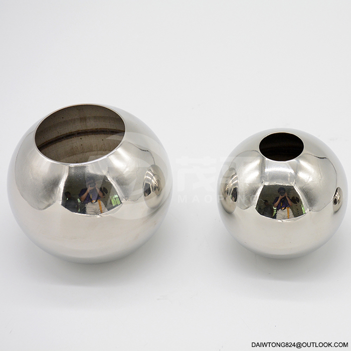 100mm Perforated Stainless Steel Hollow Sphere