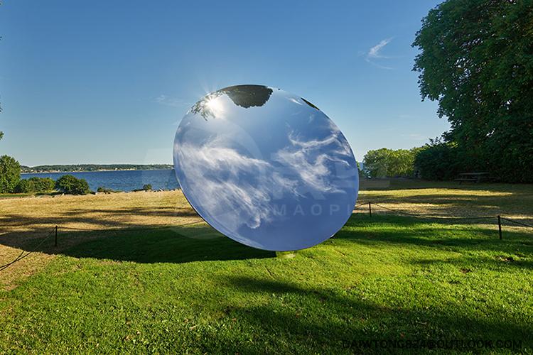 Anish Kapoor Skylight Mirror Sculpture3