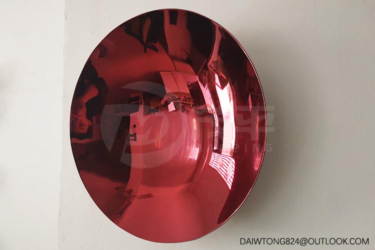 mirror concave sculpture