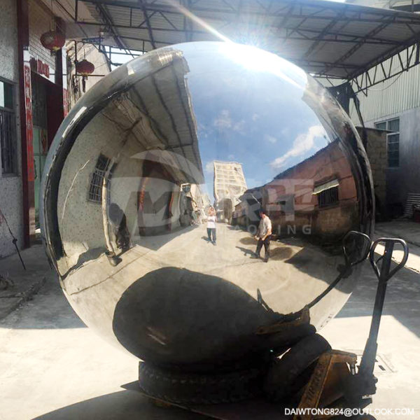 2200mm Stainless steel sphere