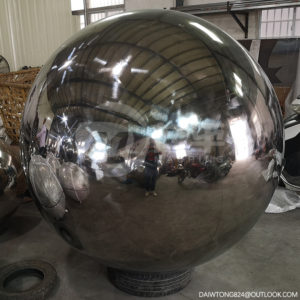 1200mm large hollow stainless steel sphere