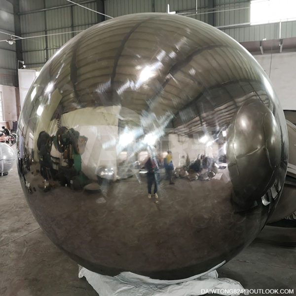 2500mm stainless steel sphere
