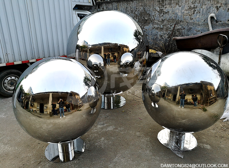 1000mm 1200mm 1500mm stainless steel sphere