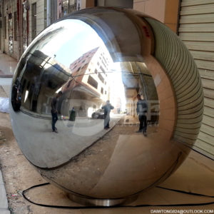 1300mm large stainless steel sphere