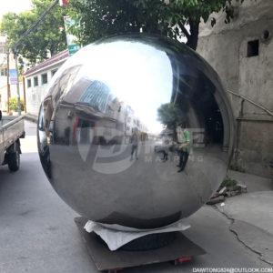 1600mm Large stainless steel hollow metal sphere