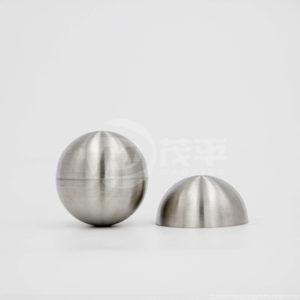5 inch stamped metal Brush hemisphere