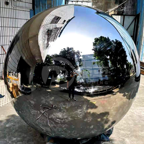 large metal spheres large chrome stainless steel hollow balls stainless steel ball