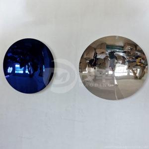 circular concave mirror
