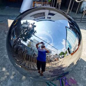 1200mm giant 316Lstainless steel sphere