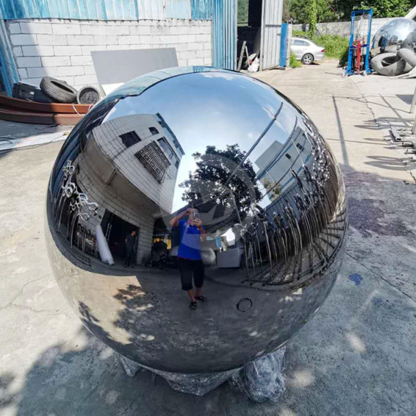 1200mm giant 316Lstainless steel sphere