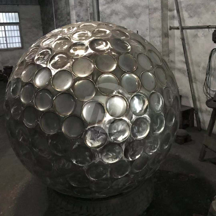1.5M stainless steel golf ball