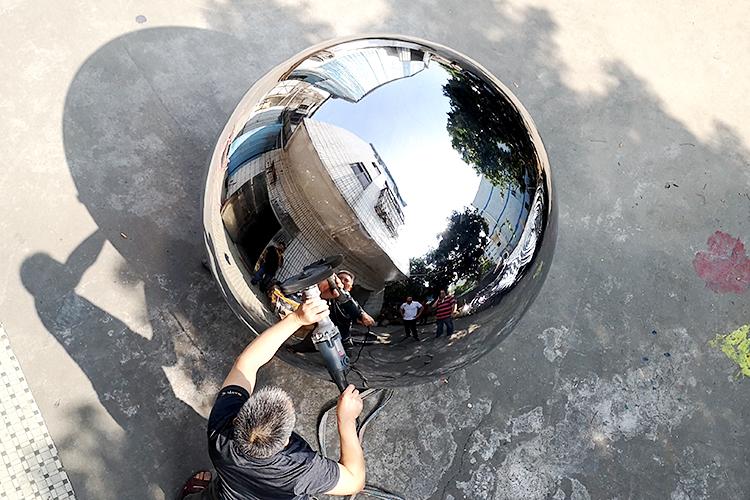 4 ways to clean stainless steel sphere