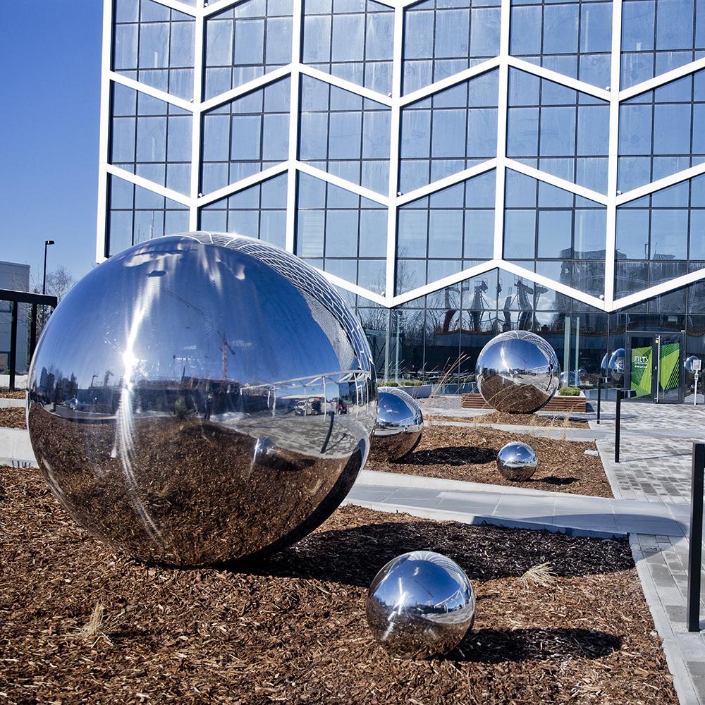 Estonia Stainless steel ball group