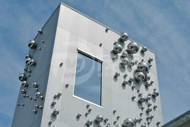 Metal steel ball2