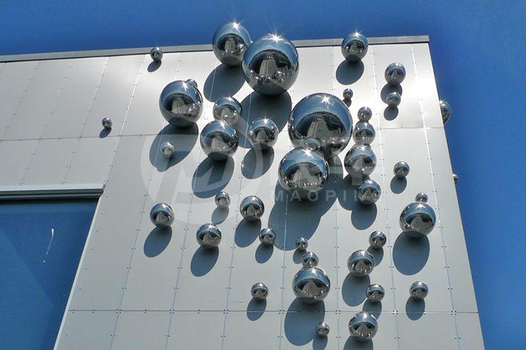 Metal steel ball5